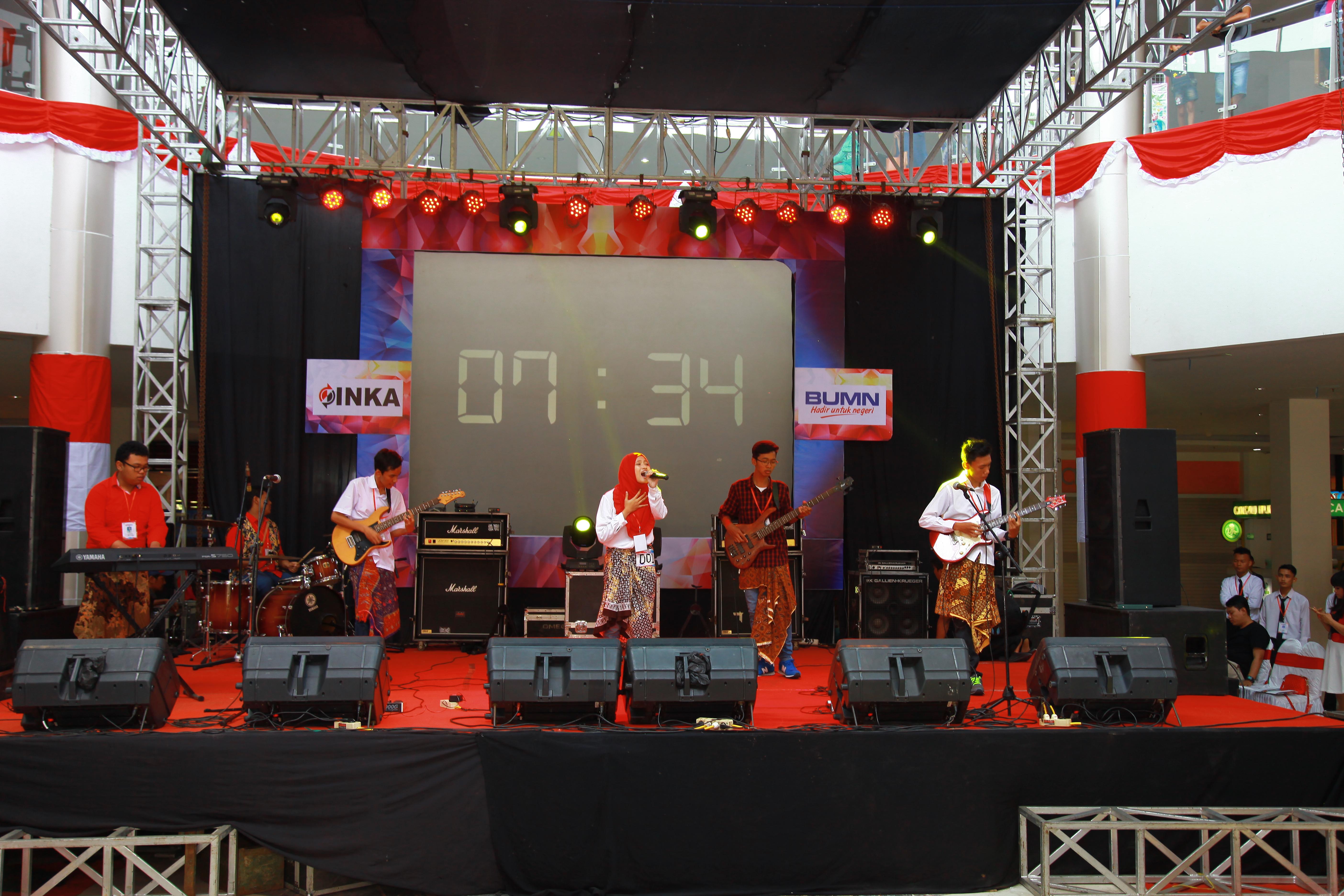 Festival Band Tingkat SMA dan Sederajat