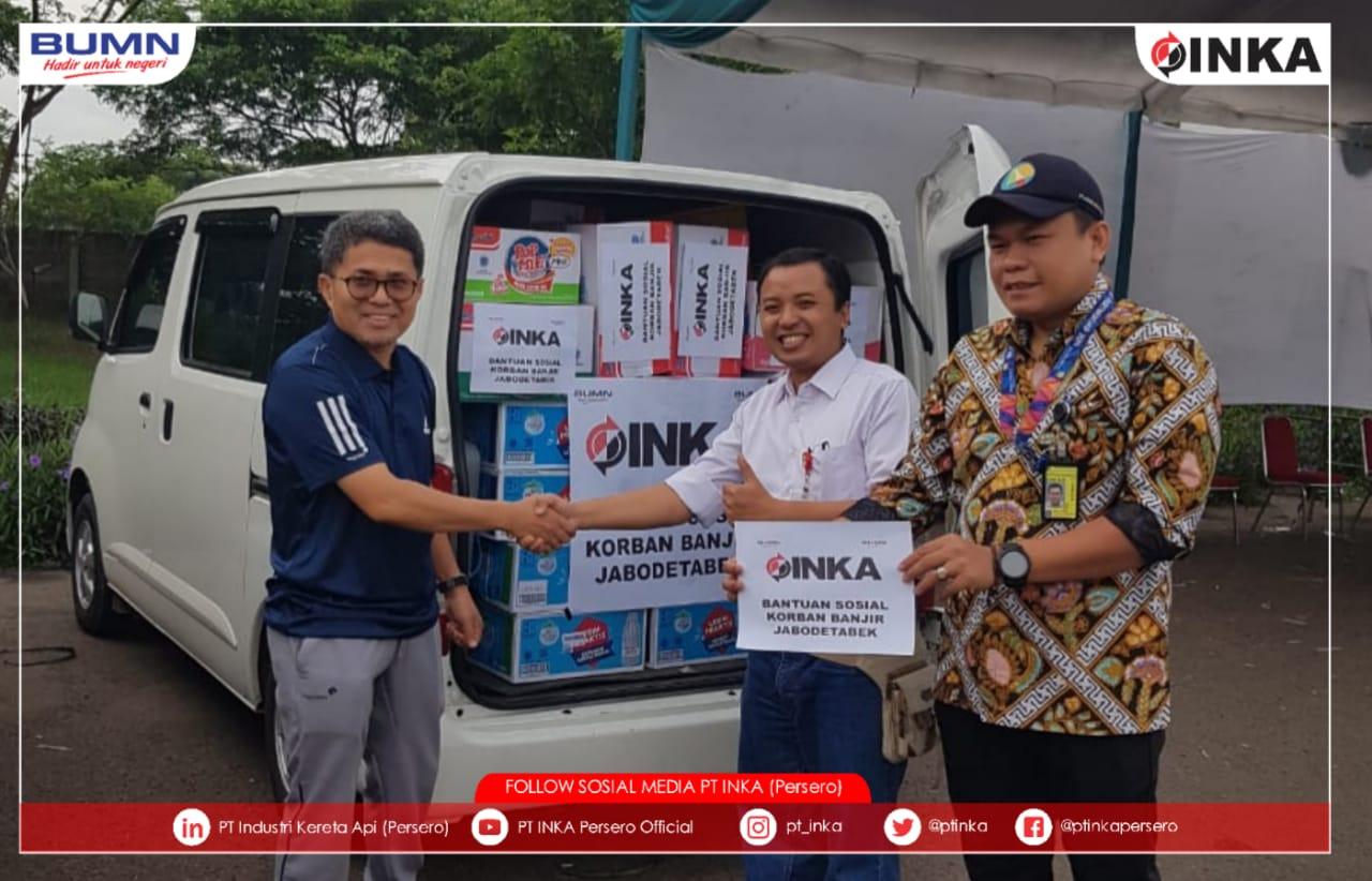 Agenda CSR PT INKA (Persero)